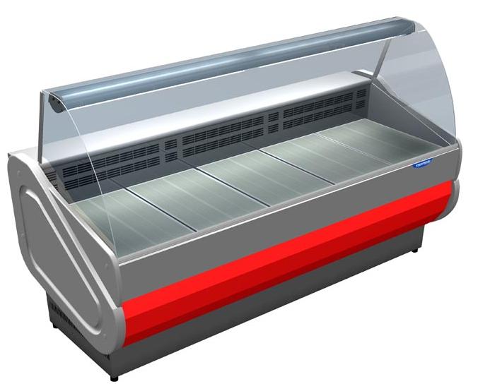 Hűtőpult beépített aggregáttal