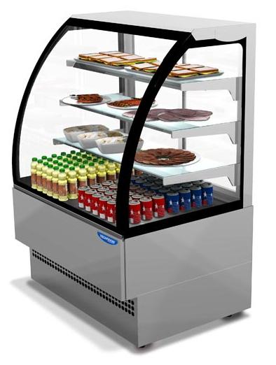 Cukrász-szendvics hűtő