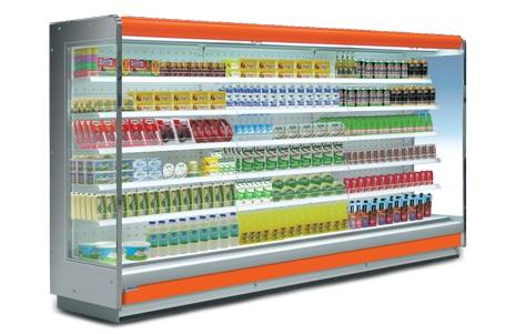 Fali hűtő telepített aggregáttal
