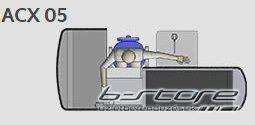 ACX05-220 pénztárpult