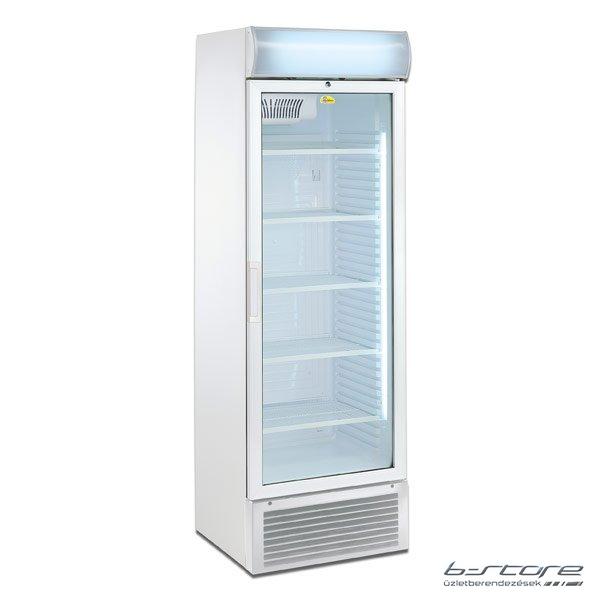 Üvegajtós hűtő TFGC 138