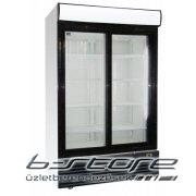 Üvegajtós hűtő UA1000FV