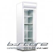 Üvegajtós hűtő C450GC