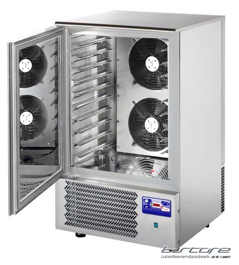Sokkoló hűtő 7P