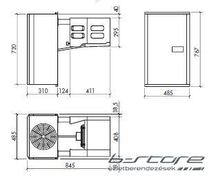 ACN-030 + Hűtőblokk