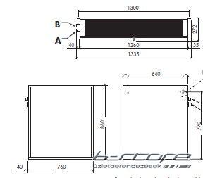 CSN-150 + Split hűtőegység