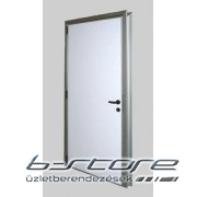 Szigetelt ajtó Ufficio 80