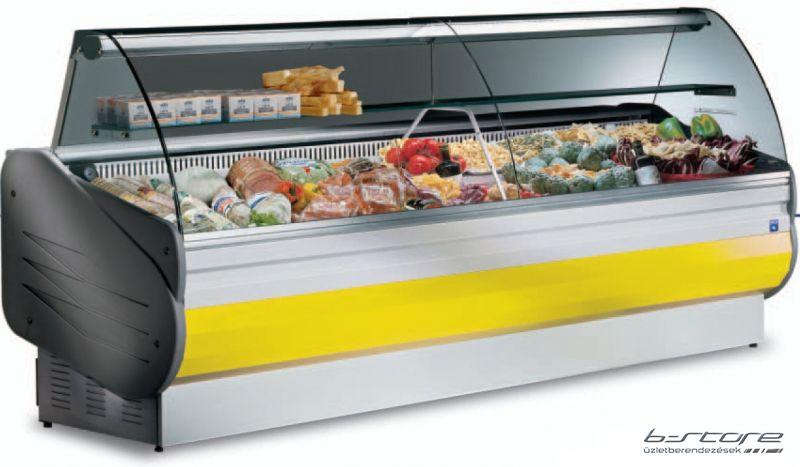 MASTER 200 hűtőpult