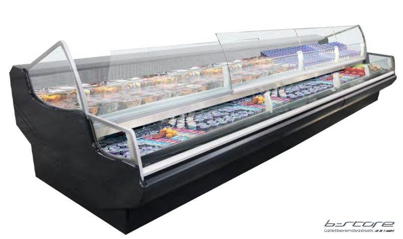 Tuna Kombi hűtőpult 250