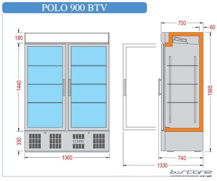 POLO 1400 TN