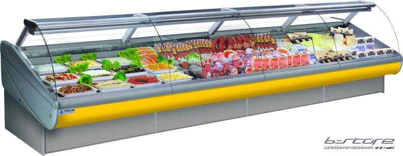 Dolphin 375 L hűtőpult