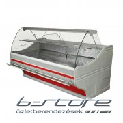 Wega 6/1 2500 TS hűtőpult