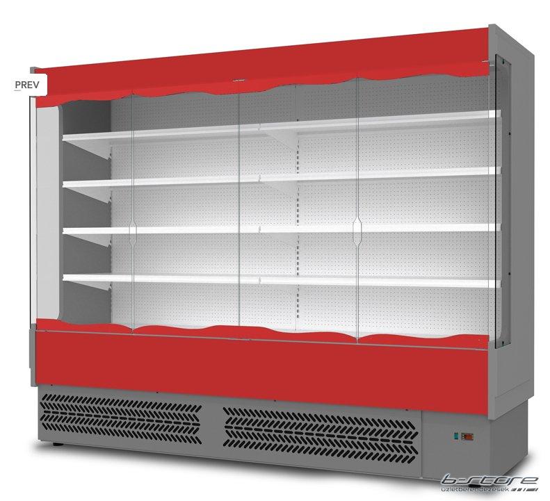 Vulcano-60 HGD 125 fali hűtő