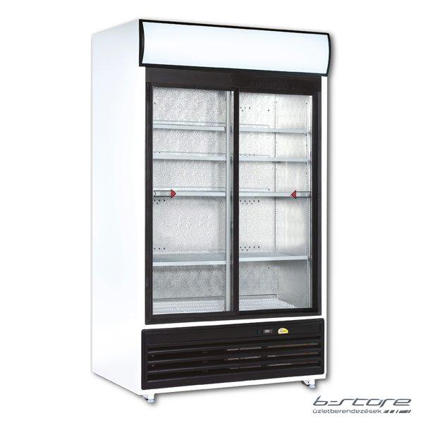 Üvegajtós hűtő TFGC 1000