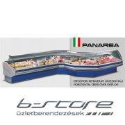 PANAREA S/BV/V 90° hűtőpult