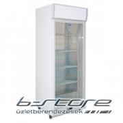 Üvegajtós hűtő C600GC